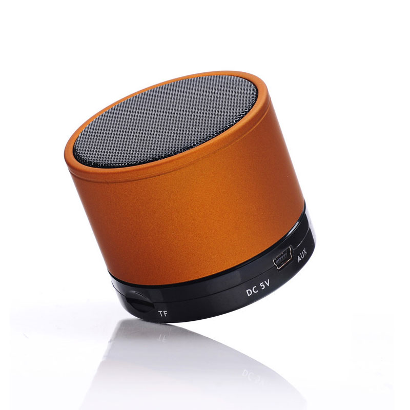 Cheap Mini Bluetooth Speaker With TF Card And Hands Free Functions